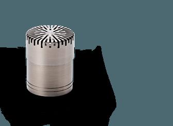 Standardowe mikrofony<br /> i przedwzmacniacze