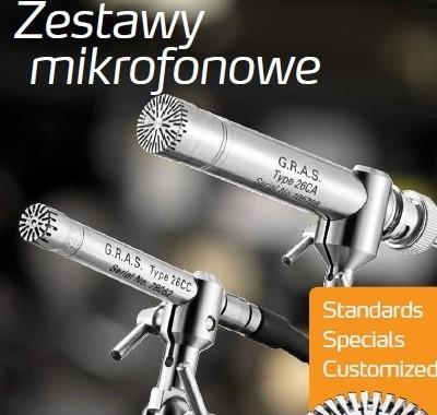 Zestawy mikrofonowe G.R.A.S. [PL]