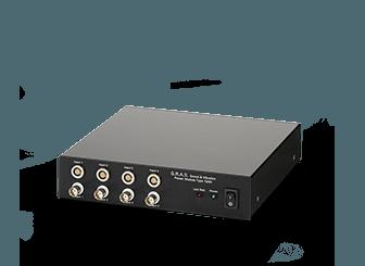 Zasilacze napięcia stałego <br /> dla mikrofonów zew.<br /> polaryzowanych (LEMO)