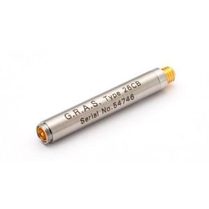 """Przedwzmacniacz 26CB ¼"""" ICP, złącze Microdot"""