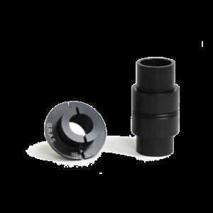 Adapter RA0041 do kalibracji mikrofonów środowiskowych przy użyciu standardowych pistofonów
