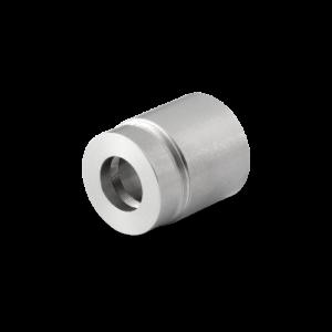 Adapter RA0058 zwiększający średnicę mikrofonu 1/2'' na 1''