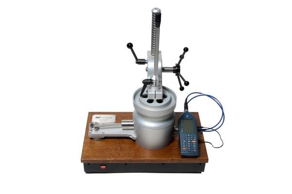 System do pomiaru oporu przepływu powietrza Nor1517A