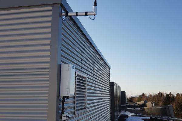 Stacja monitoringu hałasu Nor1531