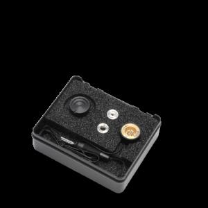 Zestaw do kalibracji mikrofonów do montażu płaskiego OP0024