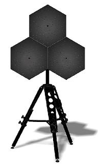 Kamera akustyczna Norsonic Hextile