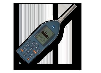 Przenośny analizator dźwięku