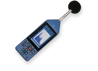 Zaawansowany analizator dźwięku i drgań