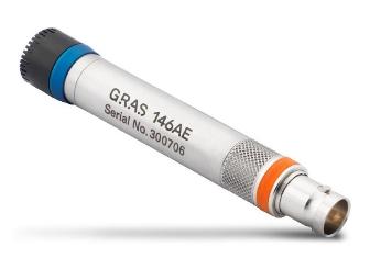 Nowy mikrofon pomiarowy – stworzony do warunków ekstremalnych.