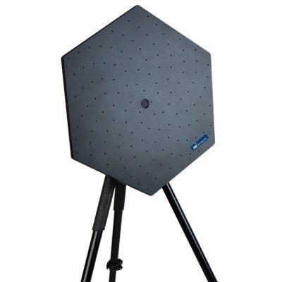 Nowa kamera akustyczna Norsonic Hextile