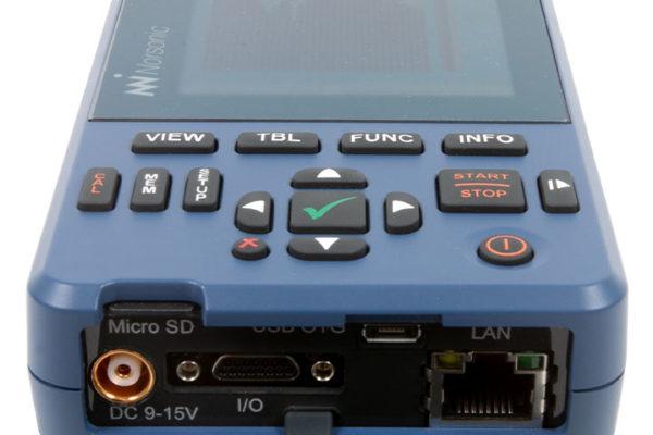 Przenośny analizator dźwięku Nor145