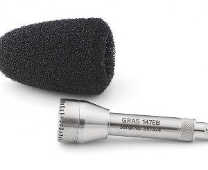 Mikrofon pojemnościowy 147EB do pomiarów w ekstremalnych warunkach