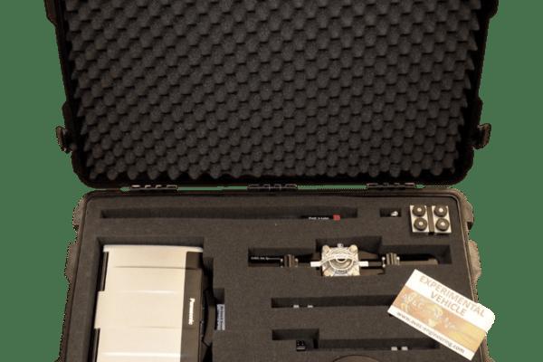System AVEC OBSI do pomiaru natężenia dźwięku podczas tarcia opon o nawierzchnię