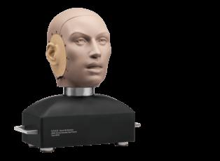 Symulatory, sztuczne <br /> głowy i sprzęgacze