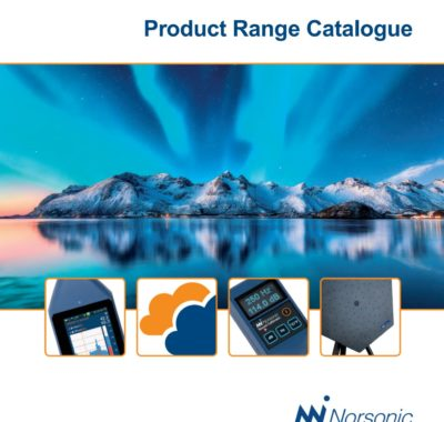 Katalog produktów Norsonic