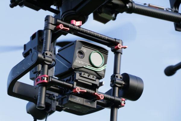Kamera termowizyjna WIRIS Agro
