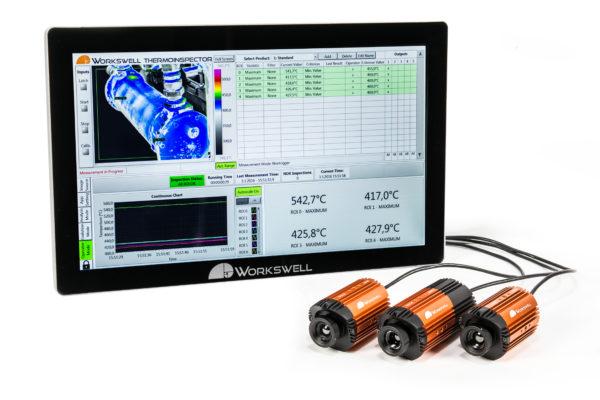 System przemysłowy ThermoInspector