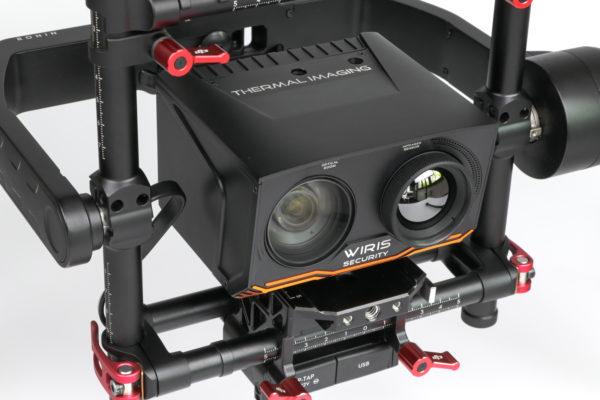 Kamera termowizyjna WIRIS Security