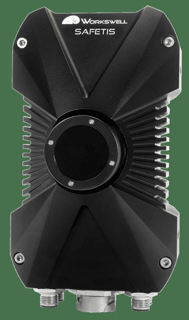 Workswell SAFETIS Indoor – kamera termowizyjna do wykrywania zagrożenia zapalenia w pomieszczeniach
