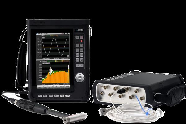 Dynamiczny analizator sygnałów CoCo-80X