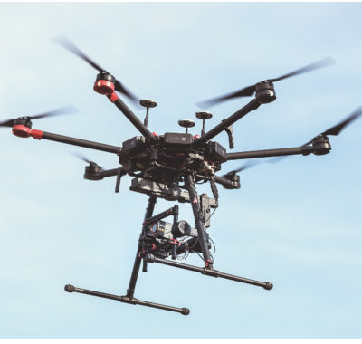 Kamera termowizyjna do dronów!
