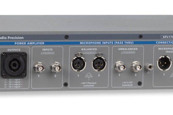 Wzmacniacz mocy APx1701