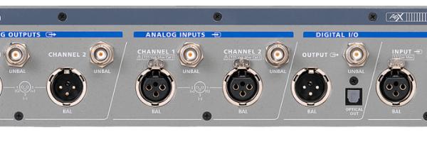 Dwukanałowy analizator APx515 B