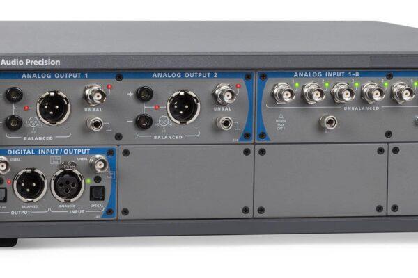 Wielokanałowy modułowy analizator APx58x B